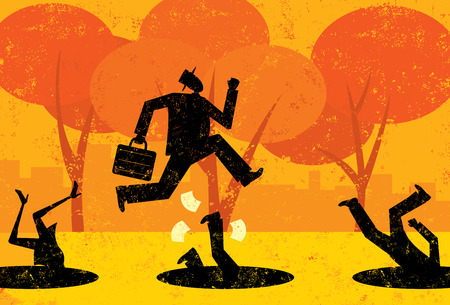 ビジネスの落とし穴を避ける