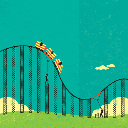 overcome: Support in a roller coaster economy