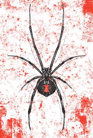 arachnophobia: Black Widow