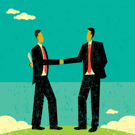 deceptive: Deceptive Businessman