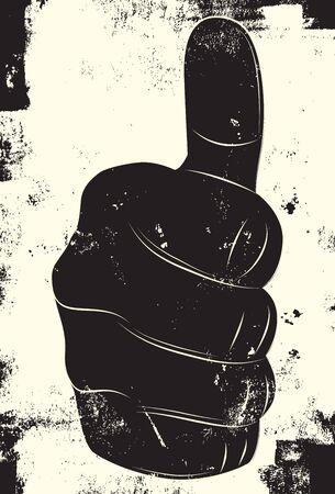 comunicacion no verbal: Pulgares en señal de mano