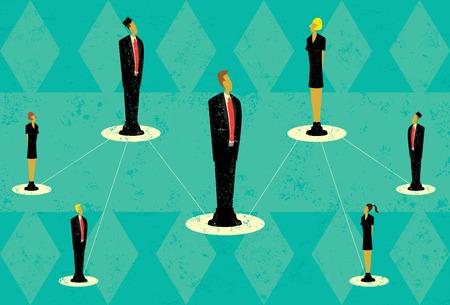 jerarquia: Jerarqu�a de negocio de equipo