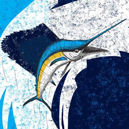 sailfish: Jumping Sailfish