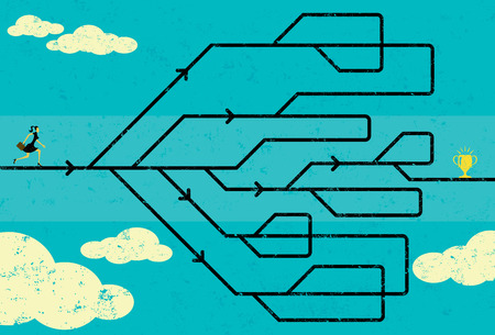 ladder to success: Career Path