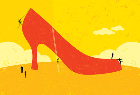 conquering adversity: Trying to fill big shoes