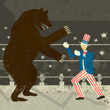 bear market: America fighting a Bear market
