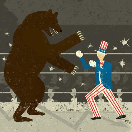 bear market: America fighting a Bear market