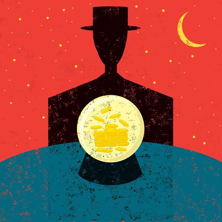 fortune telling: Financial Fortune Teller