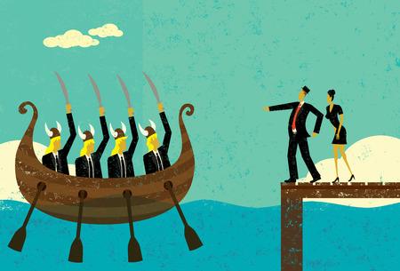 fierce competition: Aggressive new competitors