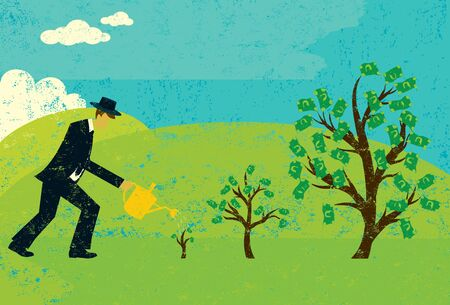 weathered: Growing Money Trees