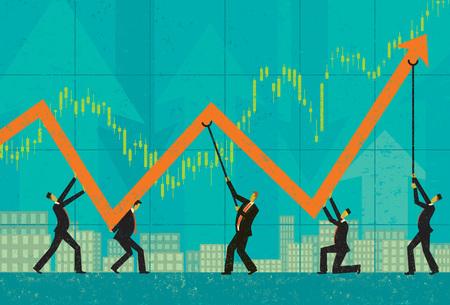 Maintaining Profits Ilustrace