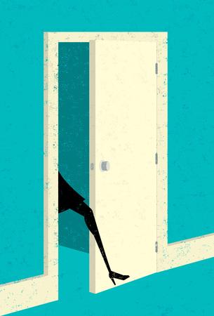 Getting your foot in the door