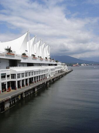 Vancouver Convention and Exhibition Centre.   Imagens