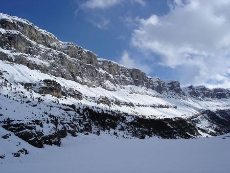 The spectacular Ordesa National Park is one of Europes largest and deepest canyons.