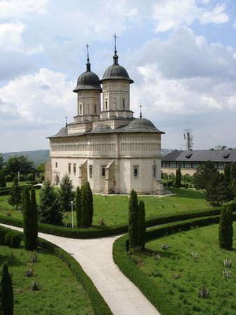 Cetatuia Monastery An Unique Medieval Ensemble Of Monastic Architecture
