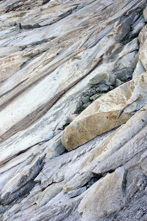 Mountain Granite Rocks Stock Photo