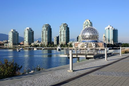 World Of Science In Vancouver, BC, Canada