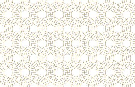 Seamless pattern background in authentic arabian style. Foto de archivo - 136982234