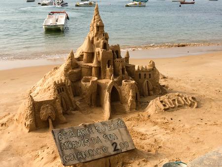 sandcastle: Sandcastle Editorial