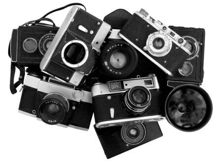 finder: Vintage photocameras