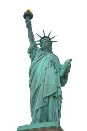 liberty island: Statua della Libert� isolato