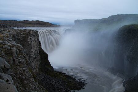 Dettifoss waterfall, Iceland Stock Photo - 15778143