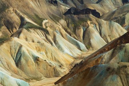 Landmannalaugar mountains, Iceland