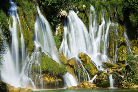 impressive: Waterfall