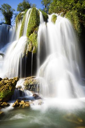 plitvice: Waterfall