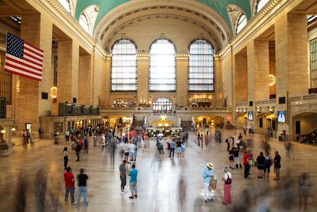 Grand Central Terminal Interior, New York