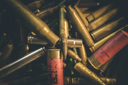 bullets of my gun