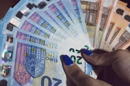 money in my wallet
