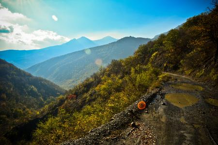 The Crimea. Mountains. photo