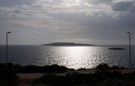 backlit: Backlit islands