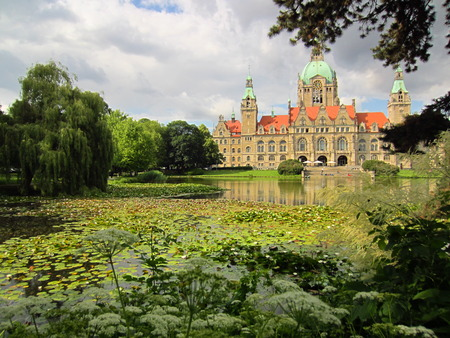 eclectic: City Hall Hanover