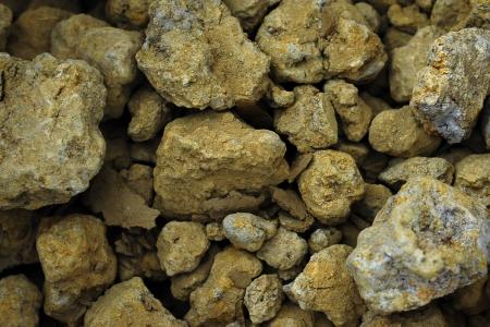 clod: Brown soil texture Stock Photo