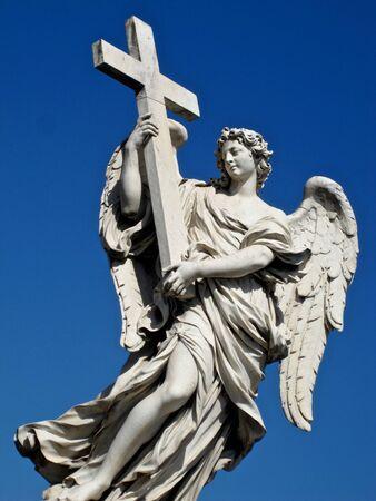 Bernini angel Zdjęcie Seryjne