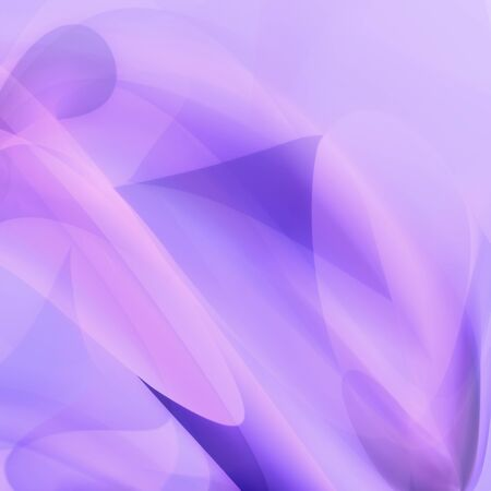 Abstraction. Movement in violet space photo