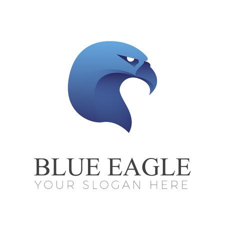 Blue Eagle Ilustrace