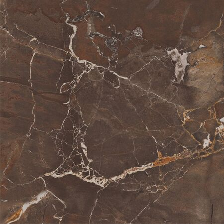 marbles close up: brown marble Stock Photo