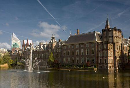 Binnenhof Palace - Dutch Parlament. The Hague (Den Haag), The Netherlands. photo