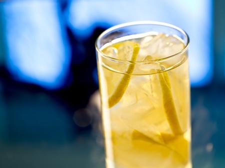 highball: lemonade- highball style