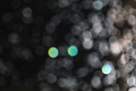 Blurred Abstract Lights