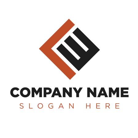 Company Group Logo Concept Idea