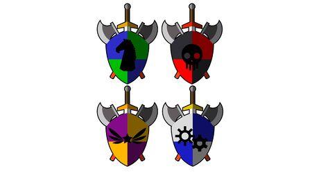 kingdom: Kingdom emblem