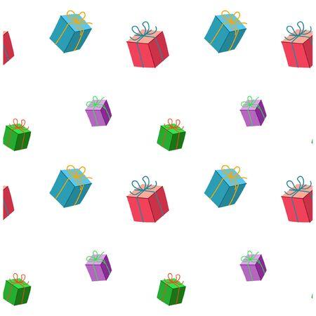 gift pattern: Gift pattern wonderful present