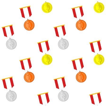 rank: Medal winner rank pattern