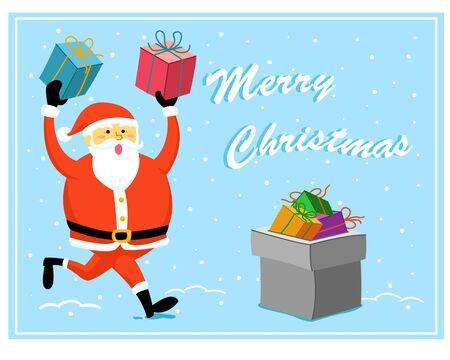 christmas greeting card: Christmas greeting card cute