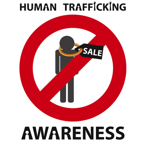 kidnapped: Human Trafficking Awareness