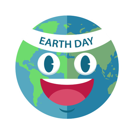 earth day: Earth Day  Illustration